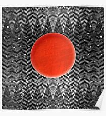 Bodacious Blood Moon Poster