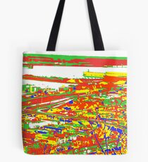 Duluth, Colorized. Tote Bag