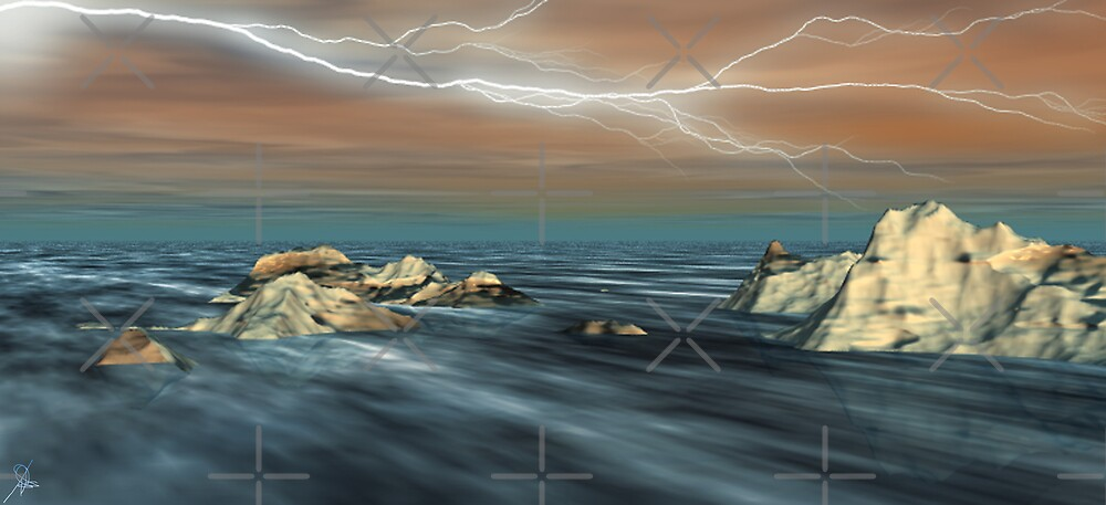 Thors Day  by Tammy Soulliere Ratliff
