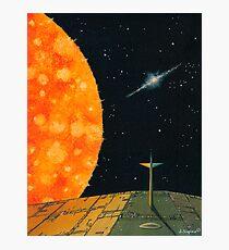 SOLAR PASSAGE Photographic Print