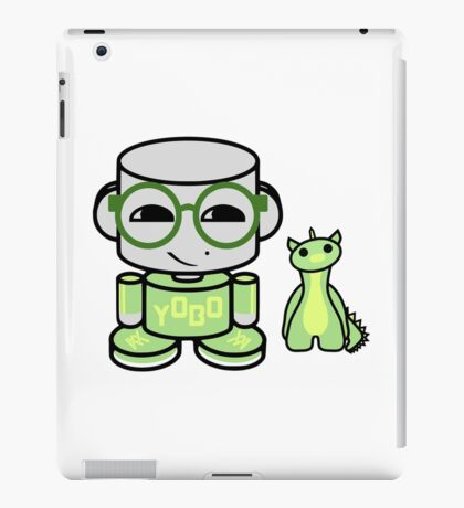Yobo Yo O'babybot (and Deeogee) iPad Case/Skin