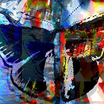 Digital Butterfly by mare