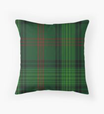 Ross Hunting #2 Clan/Family Tartan  Throw Pillow