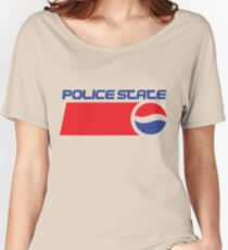 Police State Women's Relaxed Fit T-Shirt