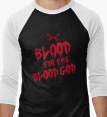Blood for the Blood God Graffiti  T-Shirt