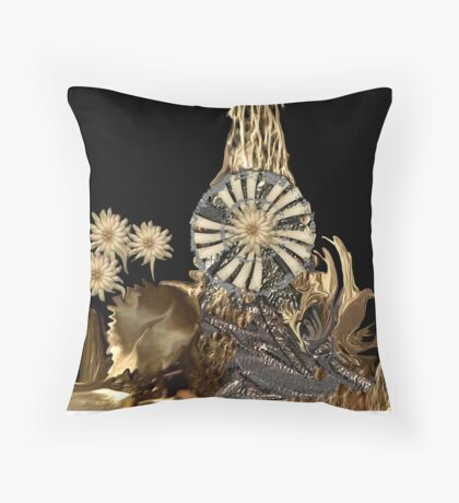 Everything Changes, Nothing Stays The Same Throw Pillow