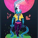 Psycho Moon by MadGear