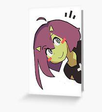 Gob Greeting Card