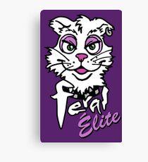 Feral Elite Canvas Print