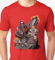 Super Twisted Kart Unisex T-Shirt