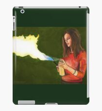 Five by Five - Faith - Angel iPad Case/Skin