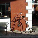 High-Wheel Bike by John Schneider