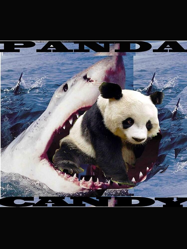 Panda Candy by zandozan
