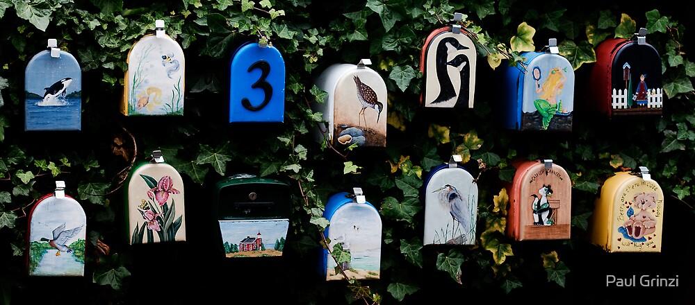 Box #3 by Paul Grinzi