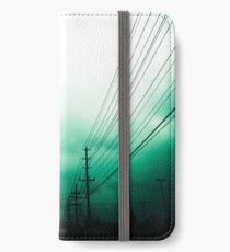 Power Clouds iPhone Wallet/Case/Skin