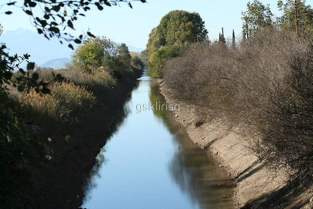THE RIVER by gsklirisg
