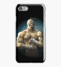 Muay Thai Warrior iPhone Case/Skin
