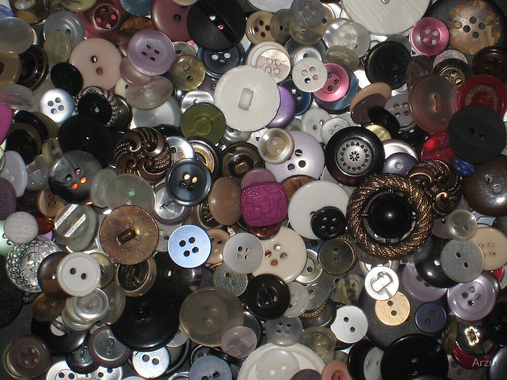 The Button Shop by Arzu
