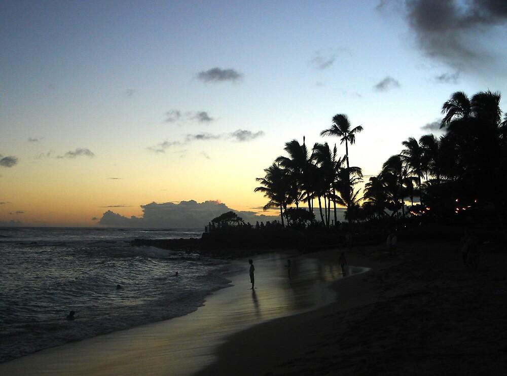 Sunset Beach by pulseproj
