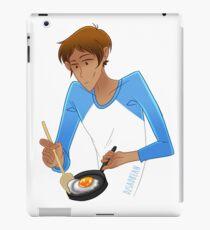 Lance Cooking iPad Case/Skin