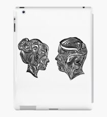Silhouettes iPad Case/Skin