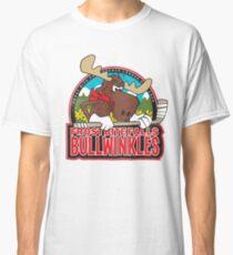 Frost Bite Falls Bullwinkles Classic T-Shirt