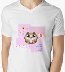 oblivia Mens V-Neck T-Shirt
