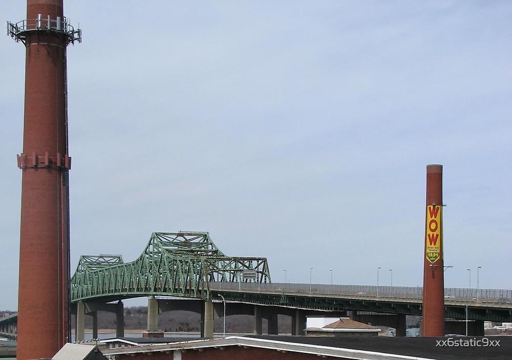 It's a bridge.... by xx6static9xx