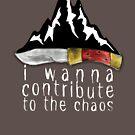 Ich möchte zum Chaosberg beitragen von CldplyFansUnite