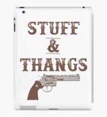 Stuff & Thangs iPad Case/Skin