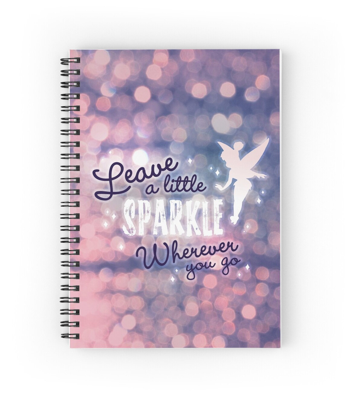 Leave A Little Sparkle Wherever You Go Fb Cover