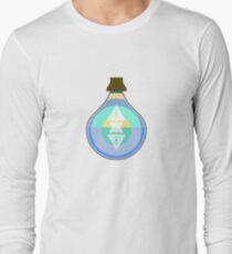 Ship in a glass bottle Long Sleeve T-Shirt