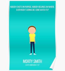 Morty Poster