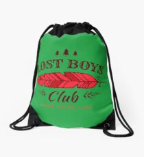 Lost Boys Club // Peter Pan Rucksackbeutel