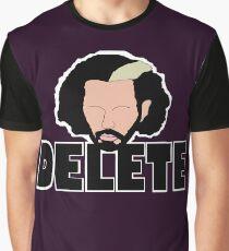 Broken Matt Hardy - Delete Graphic T-Shirt