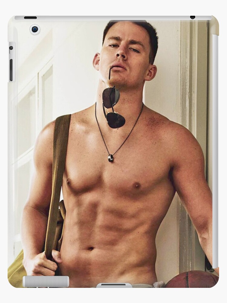 Can channing tatum shirtless join told