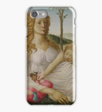 Italian, Florentine - An Allegory iPhone Case/Skin
