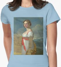Italian - Portrait Of A Woman T-Shirt