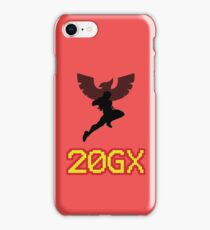 The year is 20GX iPhone Case/Skin