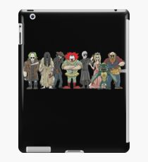 The Massacre Machine Horror t shirt/(characters)/case  iPad Case/Skin