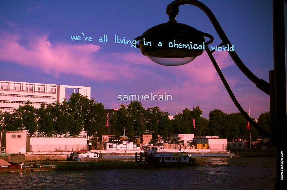 Chemical World by samuelcain
