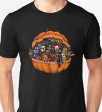 Horror Movie Mashup (Halloween) case/phone/shirts Unisex T-Shirt