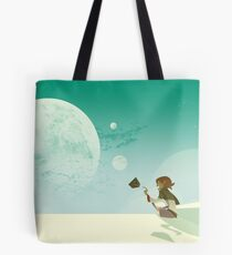 Pidges Ansicht Tote Bag