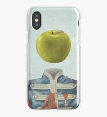 Sgt. Apple  iPhone Case/Skin