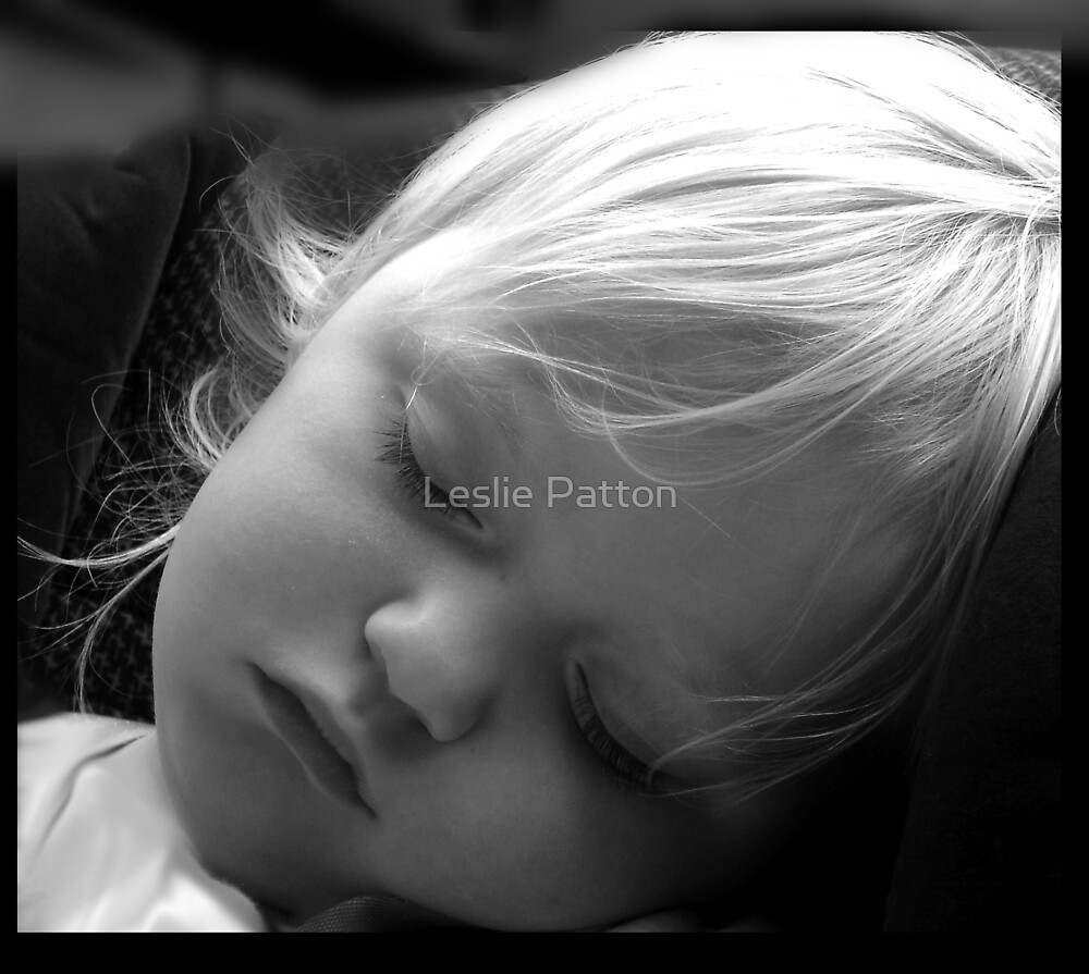 Sleepy Baby by Leslie Patton
