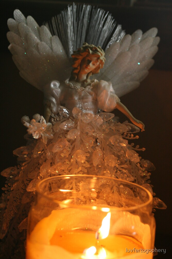 Light of An Angel by luvfertogophery