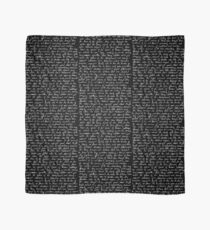 The Picture of Dorian Gray (Beginning of Ch. 1) Scarf