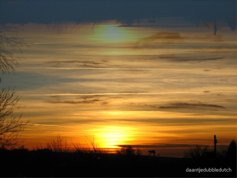 dubbel sunset by daantjedubbledutch
