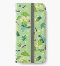 Korok Pattern iPhone Wallet/Case/Skin