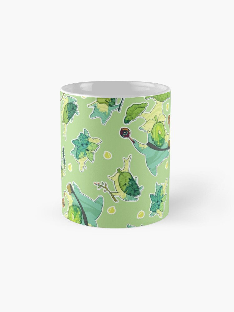 Alternate view of Korok Pattern Mug